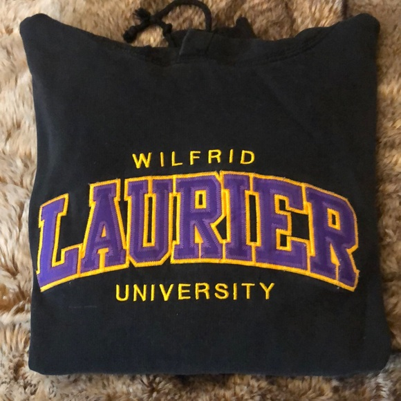 Wilfrid Laurier Sweater